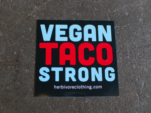 VeganTacoStrong