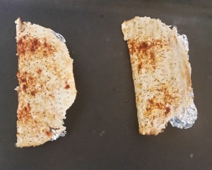 Matzo tortillas